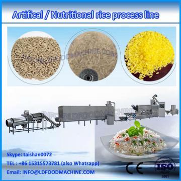Hot selling artificial rice machinery / rice make machinery