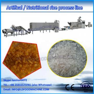 manmade rice extruder make machinery