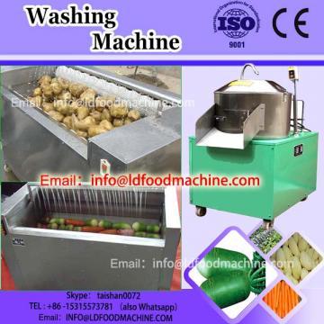 High efficiency baskets washer