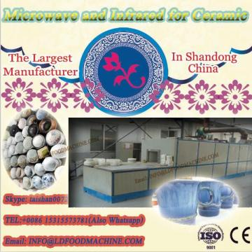 Ceramic microwave drying machine in green tea
