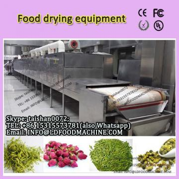 Industrial fruit microwave oven tunnel banana drying machinery