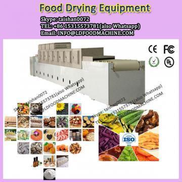 microwave rotary LD conveyor low temperature dryer for dextrose