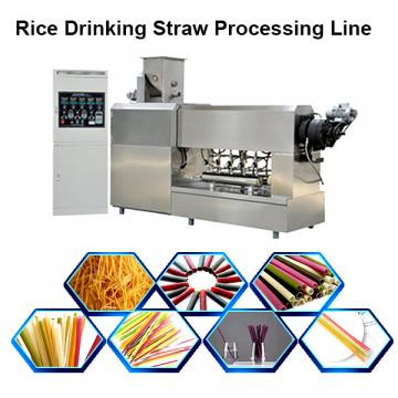 High Speed Fashion Biodegradable Paper Tube Drinking Straw Making Machine