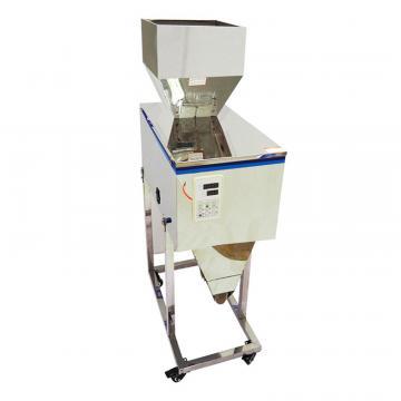 Semi Automatic High Accuracy 10kg 15kg 20kg 25kg 50kg Pet Cat Dog Food Cookies Fodder Beans Granule Weighing Filling Packaging Machine