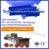 ADASEN Tunnel belt Microwave Black Tea Drying Equipment