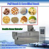 Automatic cereal core filling snacks processing line