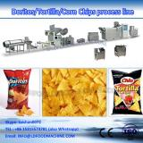 Full automatic bugle chips snacks food make machinery /production line