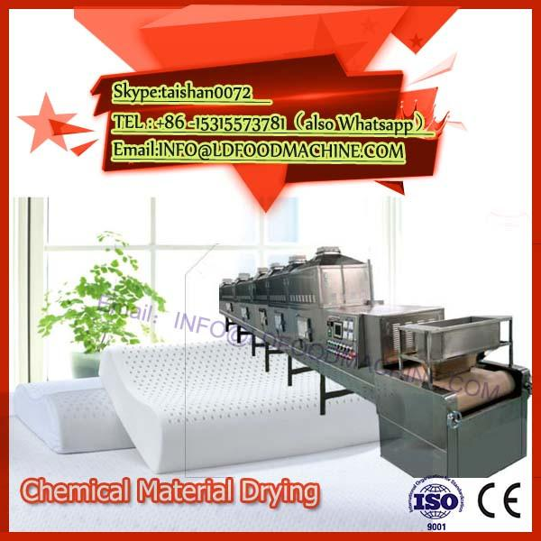 Industrial tunnel type microwave rubber drying machine #1 image