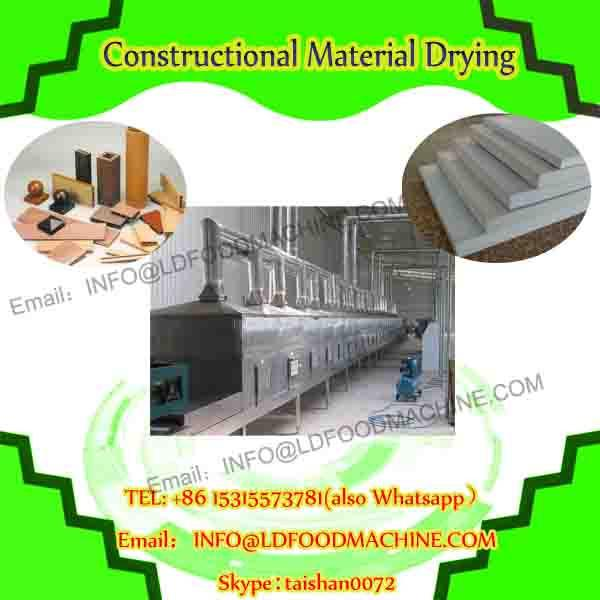 Industrial tunnel continuous microwave heating drying oven machine for battery material #1 image