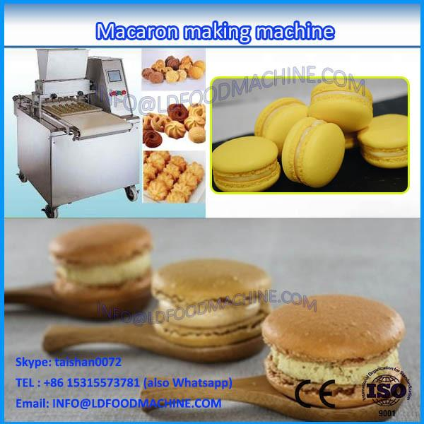 Competitive price macaroni production line ,macaron processing machinery ,good quality cookie make machinery #1 image