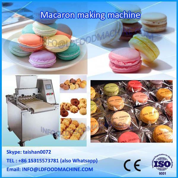 SH-CM400/600 macaron cookie depositor #1 image