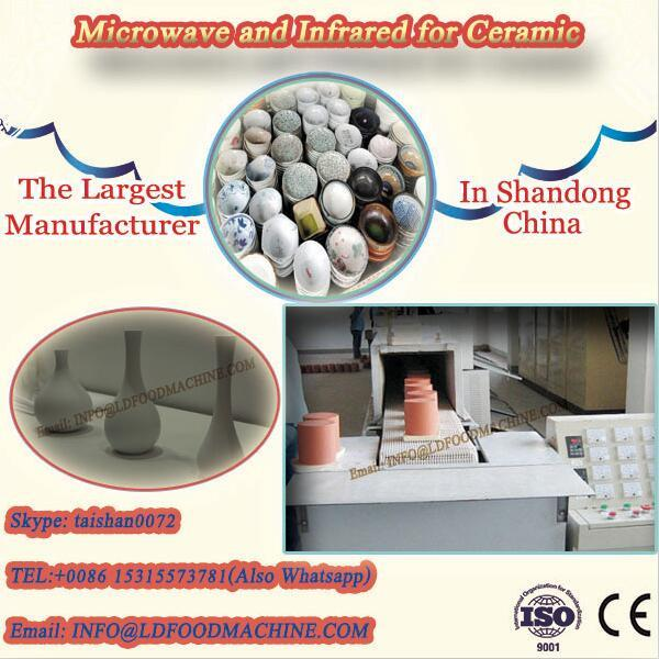 Ceramic shrimp microwave drying machine #1 image