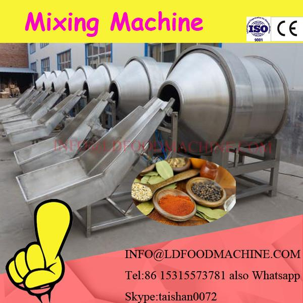 Hot Double tapered mixer equipment #1 image