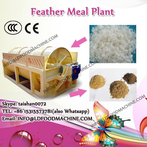 High efficiency Small poultry Feather LDrolyzed machinery for feather meal #1 image
