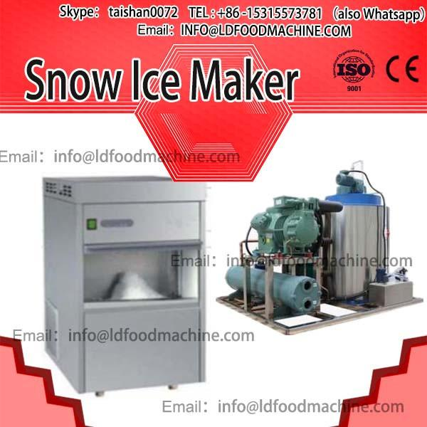Automatic CE approved used soft ice cream machinery with 3 flavor #1 image