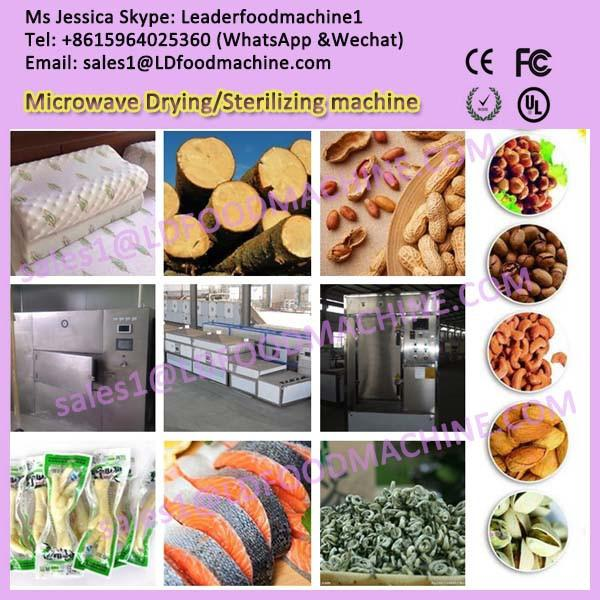 Space cotton  Microwave Drying / Sterilizing machine #1 image