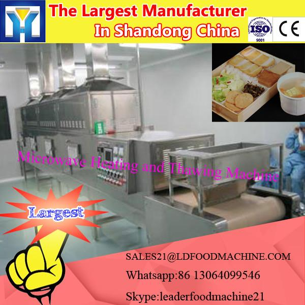 Microwave Grains Heating and Thawing Machine #1 image