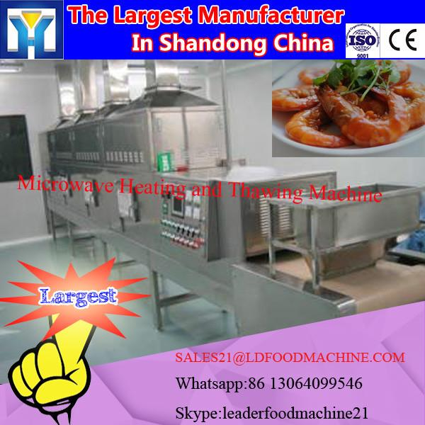 Microwave Fast food return temperature Heating and Thawing Machine #1 image