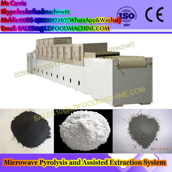 Microwave tyre Pyrolysis and Assisted Extraction System #1 image