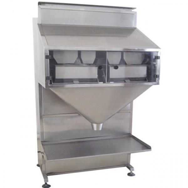 Granule Tea Weigh Filler/Bag Tea Weighing Filling Packaging Machine #1 image